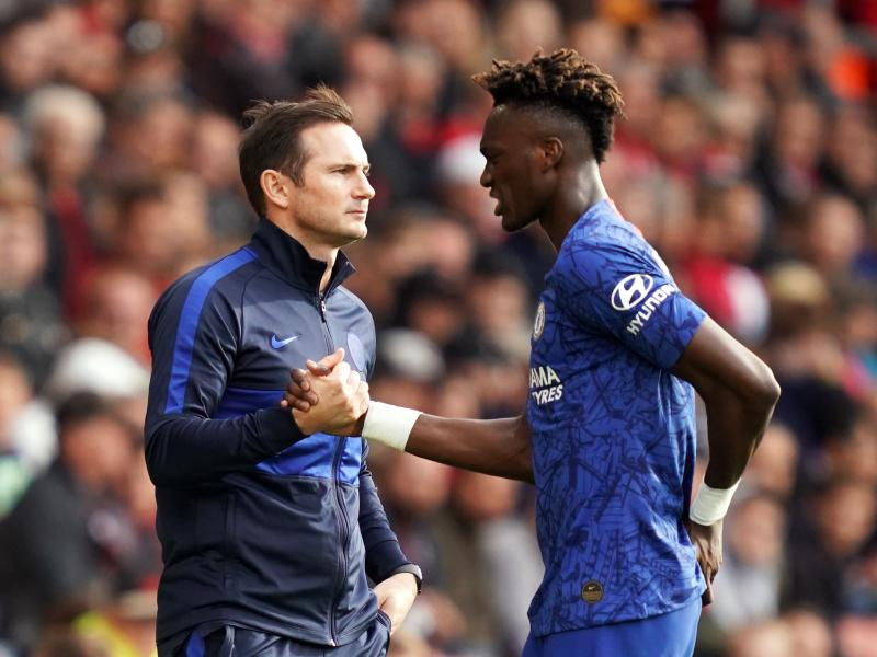 Frank Lampard on Tammy Abraham's goal after 4-1 victory over Southampton