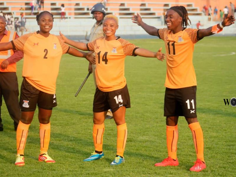 🇿🇲 Copper Queens and their coach make CAF awards top five shortlist