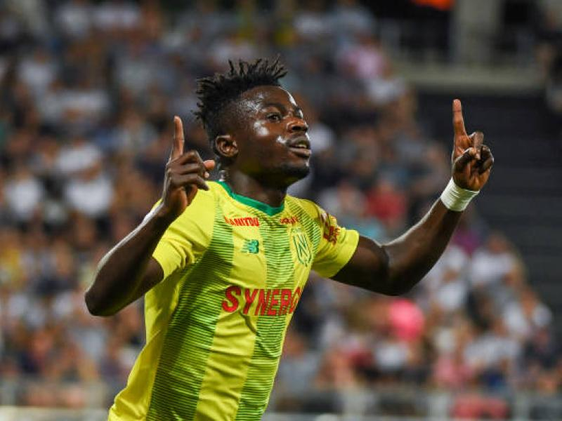 🇳🇬📹👏🏾 Watch: Nigeria's Moses Simon scores stunning header for Nantes