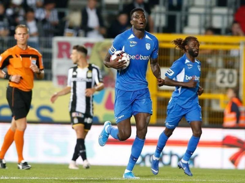 WATCH: Paul Onuachu grabs a brace for Genk