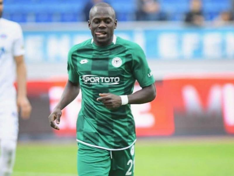 🇺🇬🇹🇷 Ugandan forward Farouk Miya on target for Turkish club Konyaspor