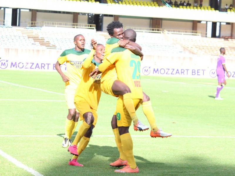 Of Mathare United draws, a walkover and Gor Mahia dominance