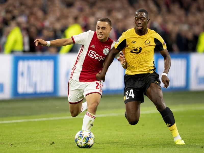 PSG officially register interest in Ajax defender Sergino Dest