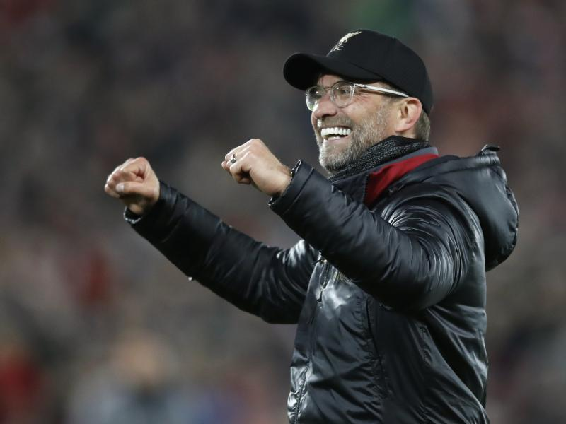 We're preparing like a final, says Klopp ahead of Salzburg clash