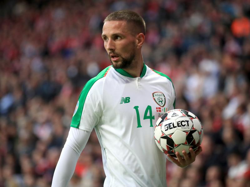 🇮🇪🙏🏻 Conor Hourihane feels honoured to be called up to Republic of Ireland squad