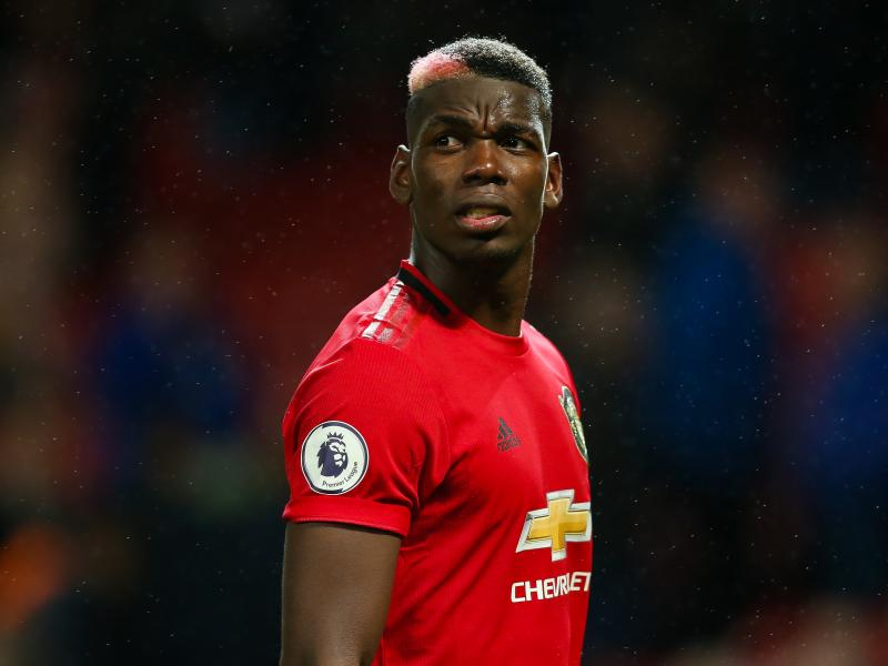 Paul Pogba sends message to Manchester United youngsters