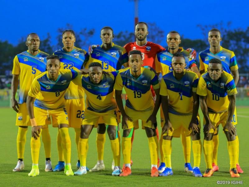 🏆 CHAN 2020: Rwanda kick off residential camp, line up two friendlies