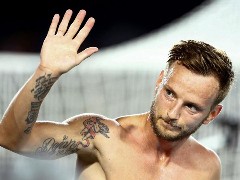 Rakitic admits he's losing patience with Barcelona
