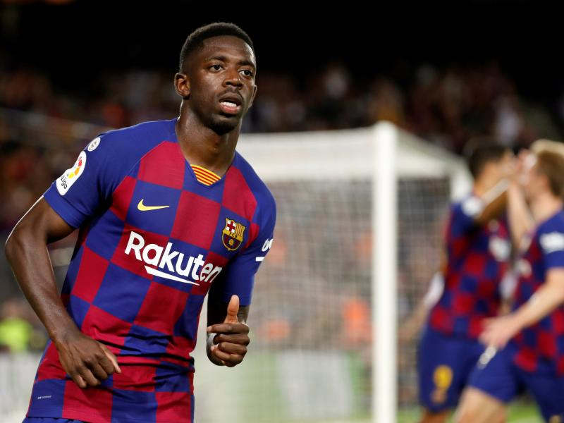 Why Ousmane Dembele will not be allowed at Barcelona's training grounds