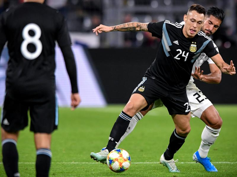 Germany 2-2 Argentina: Scaloni's men fight back to deny Die Mannschaft win