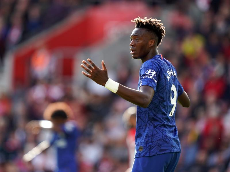 Abraham starts, Giroud benched as Chelsea line up for Ajax test