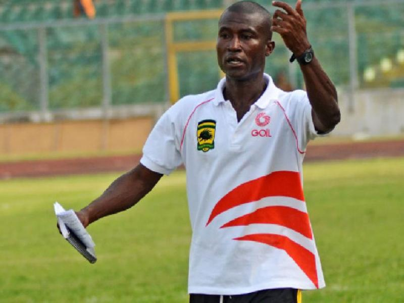 Asante Kotoko part ways with assistant coach