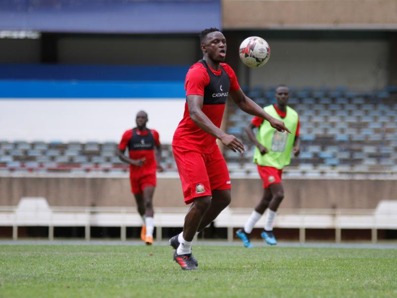 Harambee Stars v Mozambique Ticket Selling points