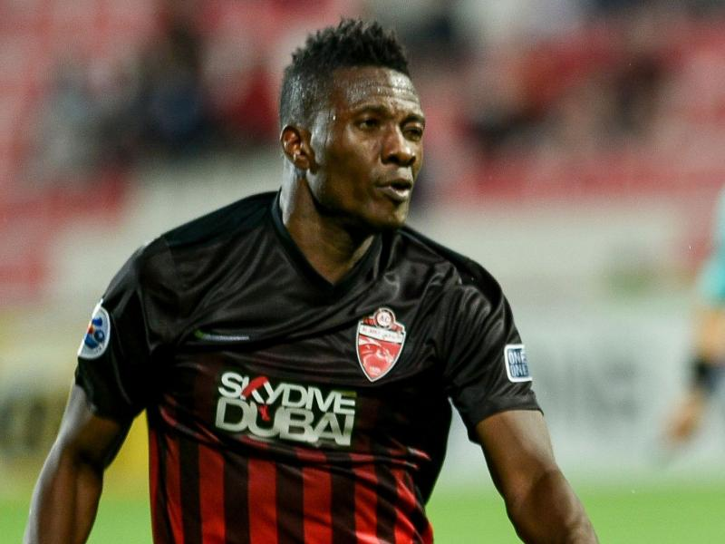 🇬🇭🇮🇳 Asamoah Gyan scores his first goal for new club NorthEast United