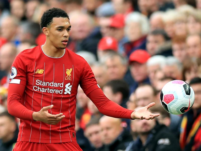 Liverpool defender Alexander-Arnold enters Guinness Book of Records