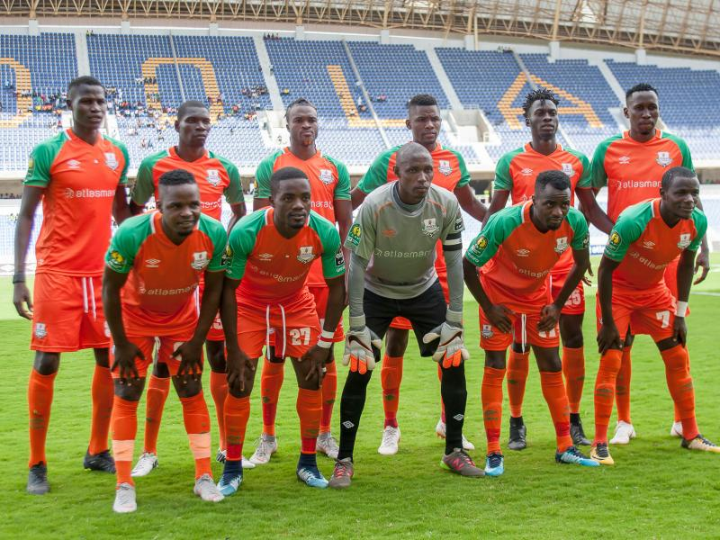 🇿🇲🏆CAF CL Groups: Zesco get African giants