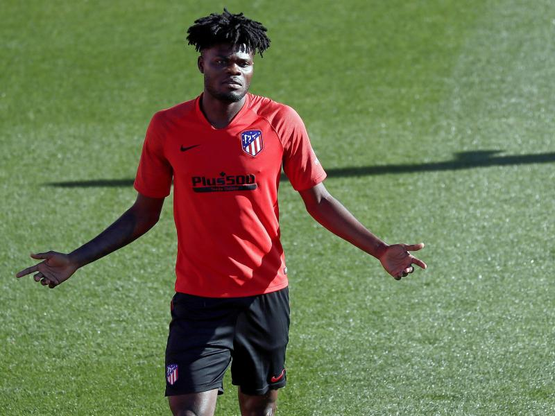 Arsenal willing to triple Atletico Madrid's Thomas Partey's wages to fend off competition