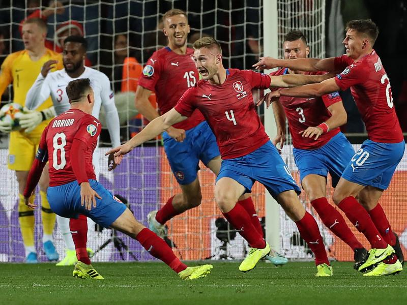 Czech Republic 2-1 England: Southgate boys shocked in Prague