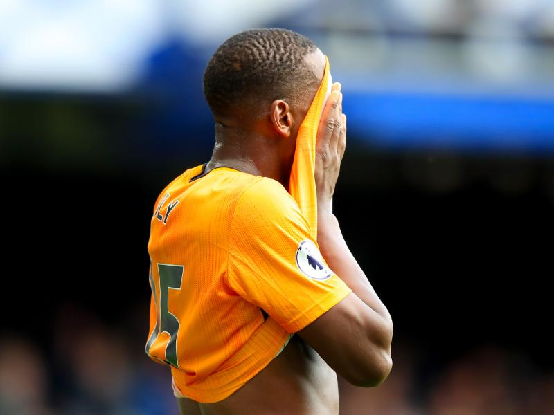 Tottenham in for Wolves defender