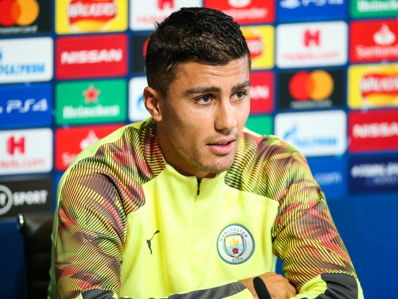 Man City's Rodri opens up on his first year at the club