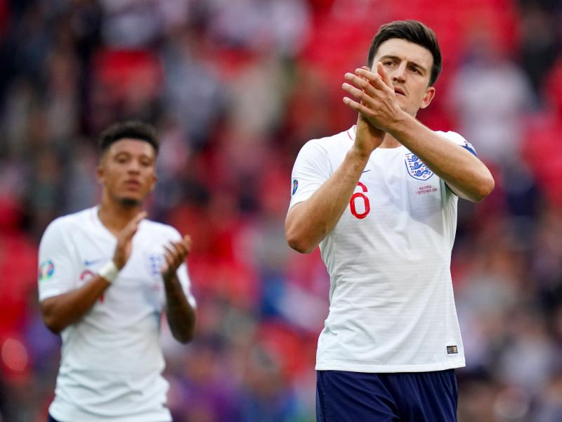 Harry Maguire explains why England have been poor defensively