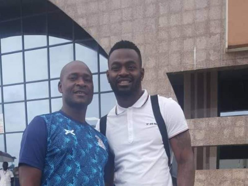 Chibwe joins Chipolopolo camp, Set to make debut
