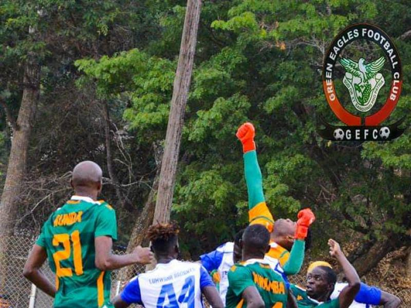 Eagles win away in Lumwana as Nakambala get lost in the Forest