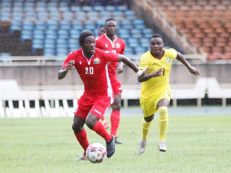 How KPL Clubs produced players for Harambee Stars in CECAFA squad