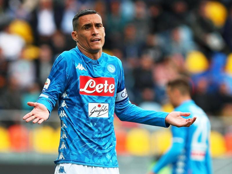📝🇮🇹 Jose Callejon set for two-year contract extension at Napoli