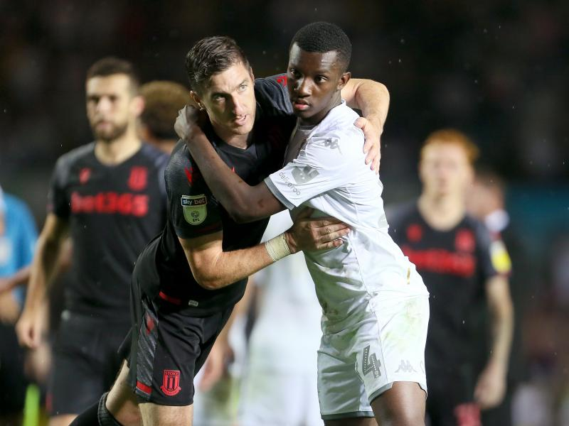 Bristol City express interest in signing Arsenal loanee Eddie Nketiah