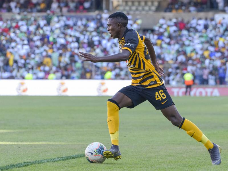 ✌🏾 Middendorp takes 16-year-old debutant under his wing