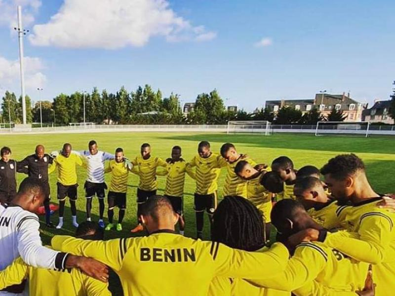 2021 AFCON qualifier: Benin delegation arrives in Nigeria on Tuesday