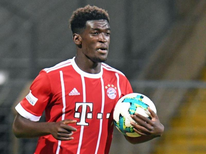 Norwich City interested in signing Bayern Munich reserve striker Kwasi Wriedt