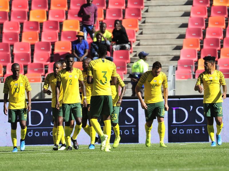 🇿🇦⏬ Bafana drop two places in FIFA ranking since Baxter's AFCON exploits