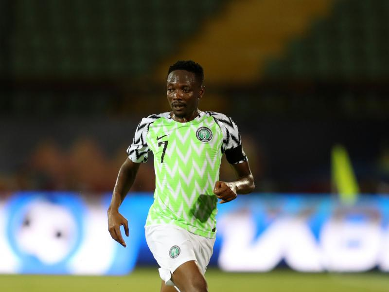 2021 AFCON qualifier: We have what it takes to beat Lesotho - Ahmed Musa