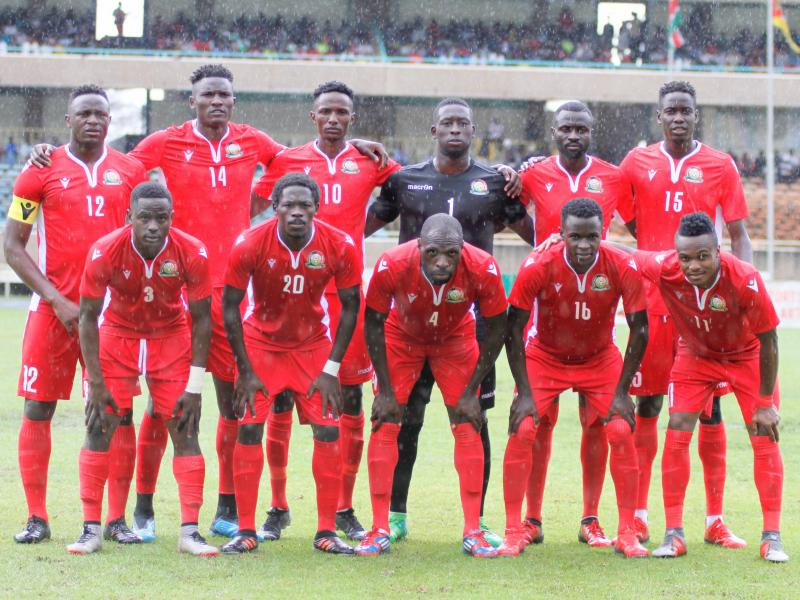 Kimanzi pins Kenya's loss at the hands of Mozambique to wasted chances