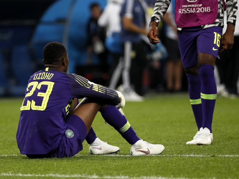 Super Eagles goalkeeper Uzoho out for at least six months