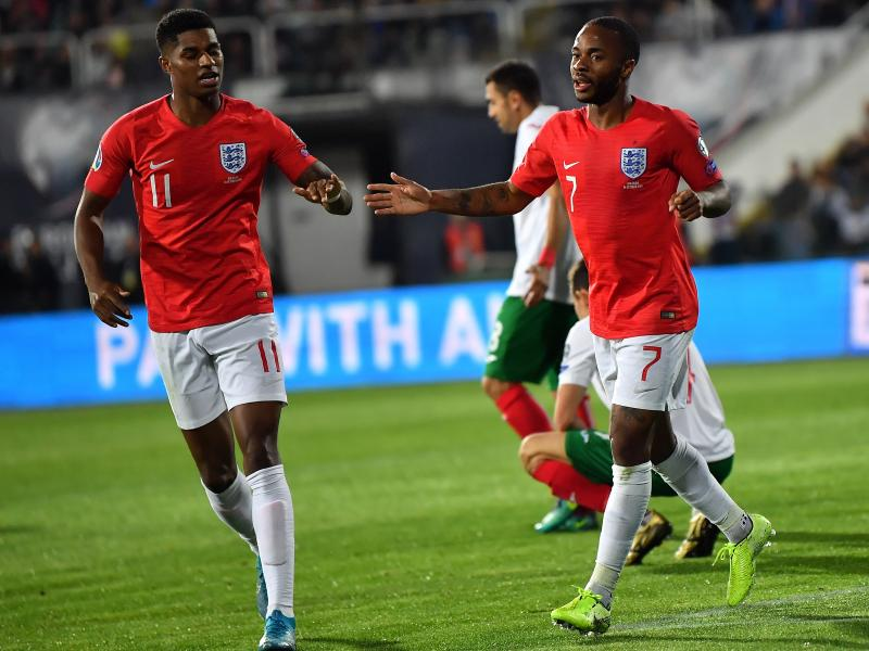 🎥WATCH: Rashford wonder goal v Bulgaria 💥