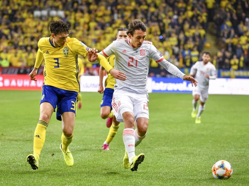 Sweden 1-1 Spain: La Roja held for successive draw in Scandinavia