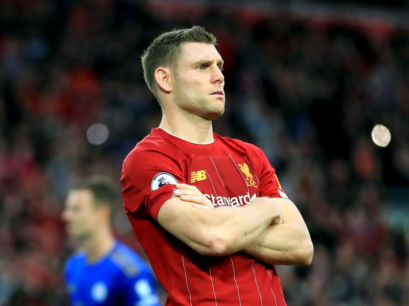 James Milner fuels fire ahead of Manchester United vs Liverpool clash