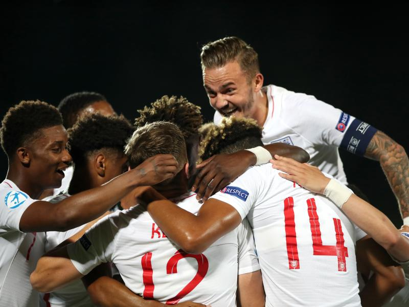 England side knocked out of U21 Euros as Denmark, Portugal and France sail through