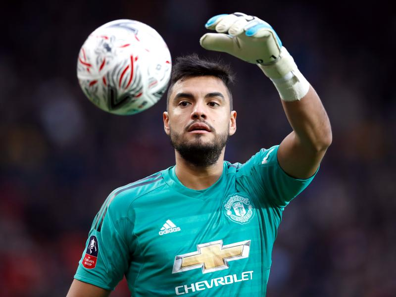 Why Man United will be in safe hands with Sergio Romero starting against Liverpool