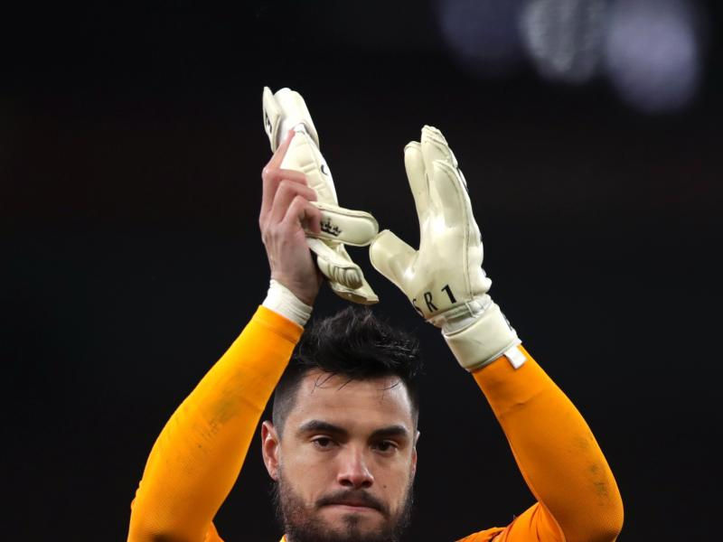 Man United keeper Sergio Romero set for MLS move