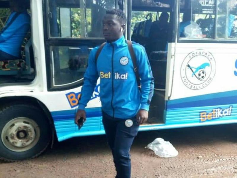 Sofapaka FC mourns with goalkeeper Isaiah Wakasala following father's demise