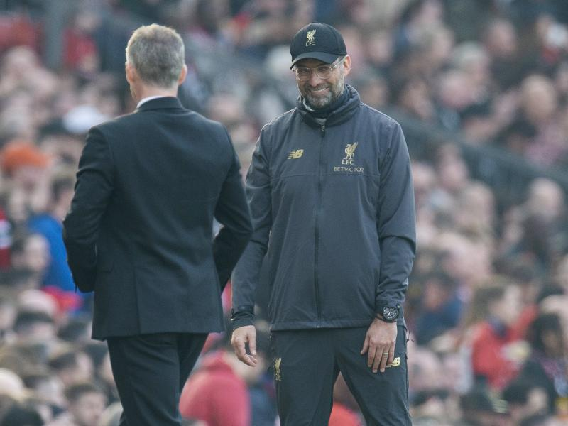Klopp 'sympathizes' with Ole Gunnar ahead of Sunday clash