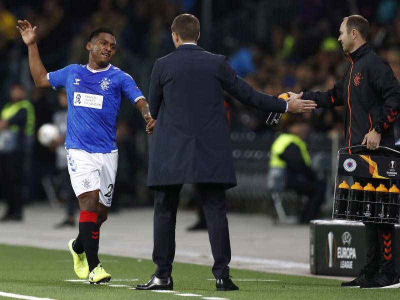 Rangers' forward Morelos no longer Leicester target, remains on Aston Villa's radar