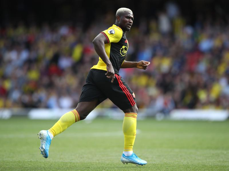 🇳🇬🚑🤕 Isaac Success ruled out of Watford's clash against Tottenham Hotspur