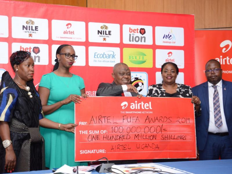 🇺🇬📸⚽🏆 The 2019 Airtel FUFA Awards are officially launched