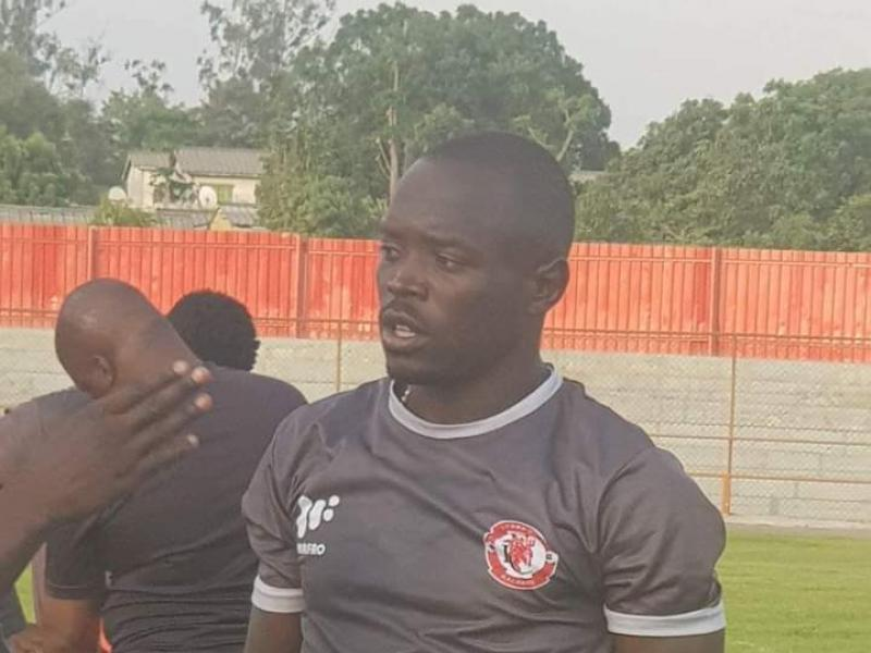 Tshimenga declared fit to face Kabwe Warriors