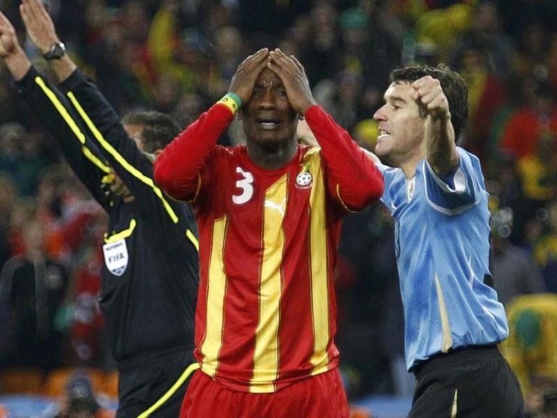 🇬🇭⚽❌ Asamoah Gyan reminisces on that penalty miss against Uruguay in 2010